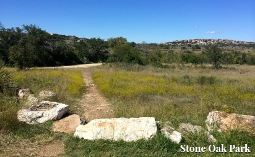Stone Oak Park in San Antonio, Texas