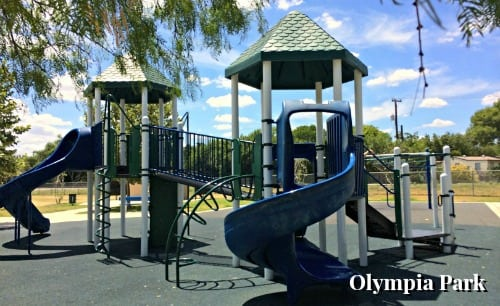 Olympia Park in San Antonio, Texas