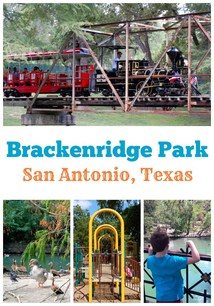 Brackenridge Park In San Antonio Texas 16 For