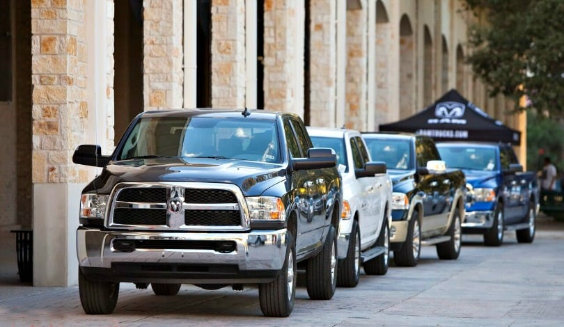 Cool trucks at the San Antonio Auto and Truck Show in 2015