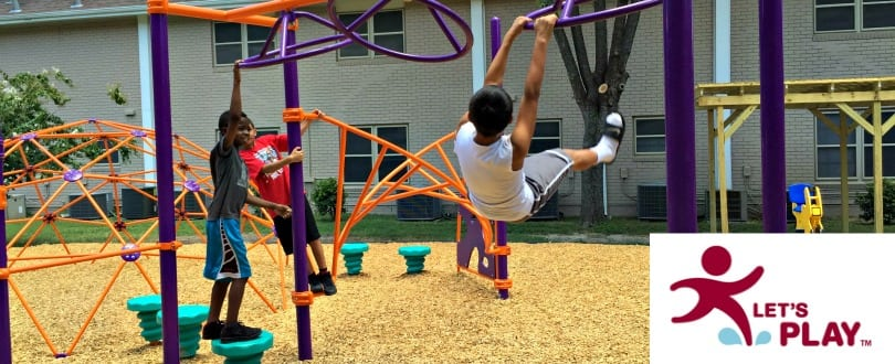 #LetsPlaySanAntonio: The Renewal of a Local Playground Reconnects a Community