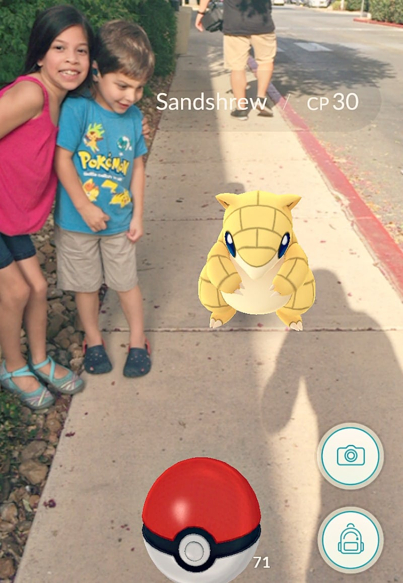 Pokémon Go: Gotta catch'em all in San Antonio!