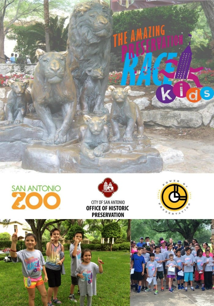 The Amazing Preservation Race at the San Antonio Zoo