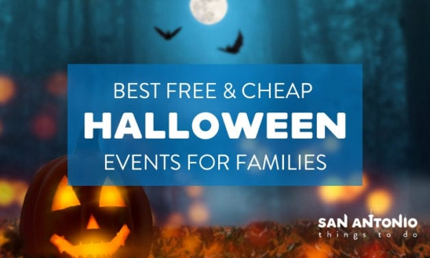 Free Halloween Events for Families in San Antonio (2019)