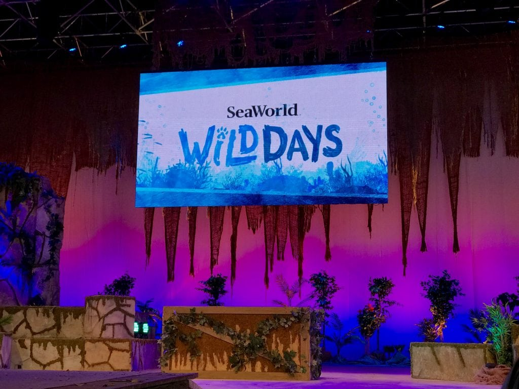 Enjoy Wild Days with your family at SeaWorld Texas this spring!