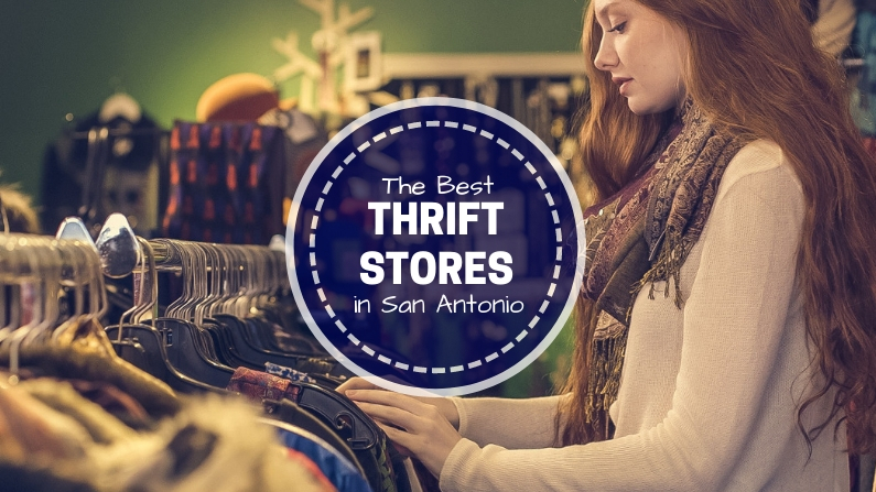 best thrift stores in San Antonio