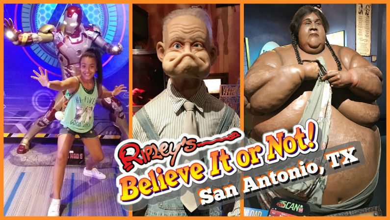 Experience Wonder at Ripley's Believe It or Not! and Louis Tussaud's Waxworks